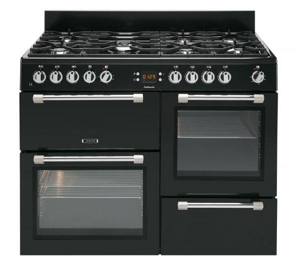 LEISURE CK110F232 BLACK 110 DUAL FUEL BLACK