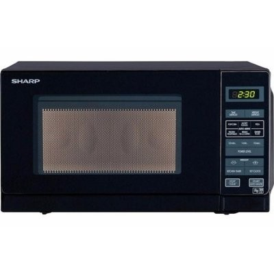Sharp R-272KM 800w Microwave Black