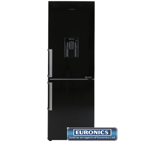 Samsung RB29FWJNDBC Tall Fridge Freezer W/ Water dispenser