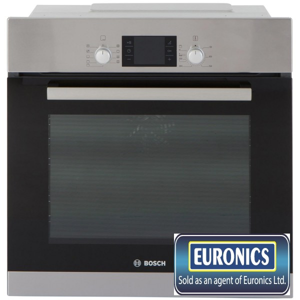 Bosch 67L Single Oven Stainless Steel