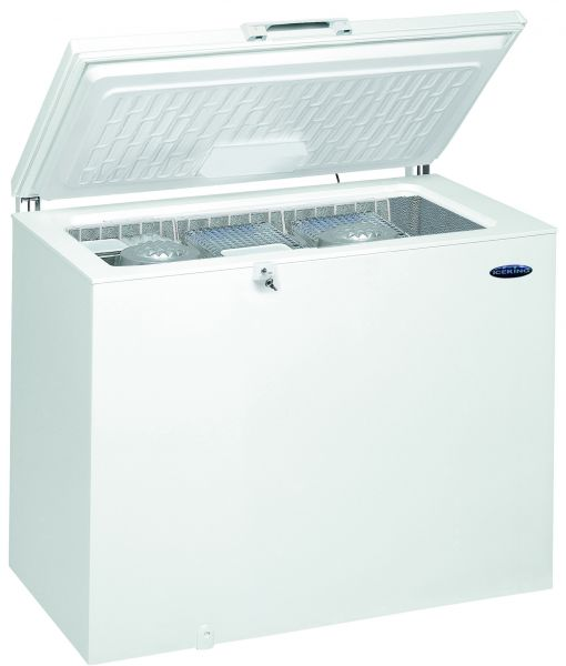 ICE KING CF312W 312 LITRE CHEST FREEZER