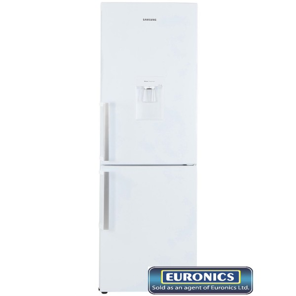 Samsung RB29FWJNDWW Tall Fridge Freezer W/ Water Dispeneser