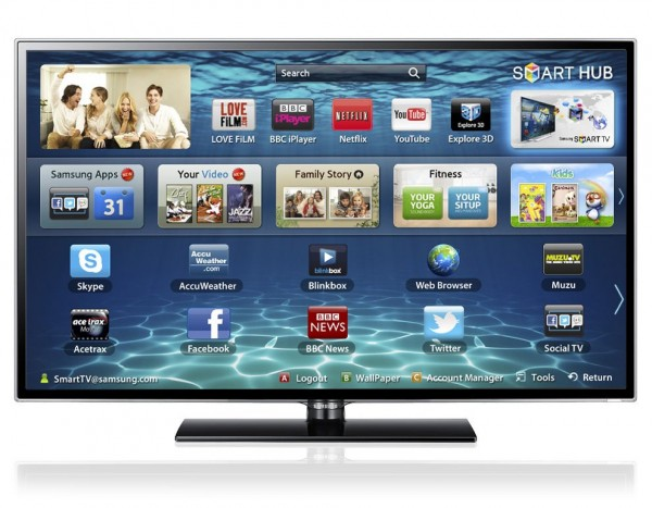 "Samsung 32"" Freeview HD Smart TV"