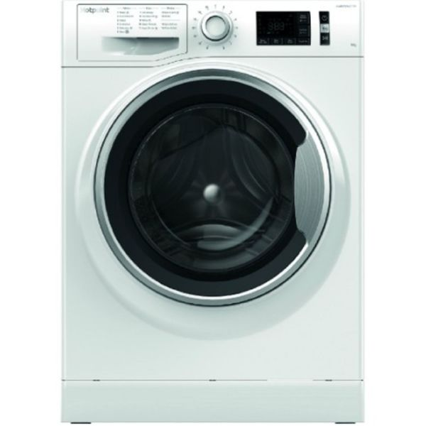 HOTPOINT NM11946WCAUK 9KG 1400 SPIN A+++ WASHING MACHINE