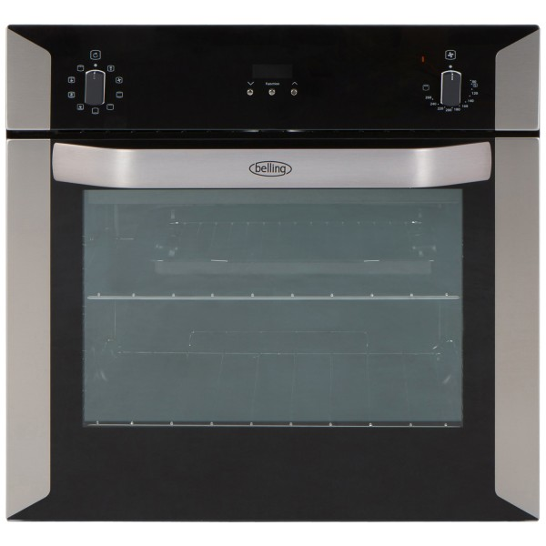 Belling BI60MF-SS Single Oven