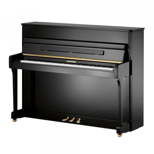 Hoffmann Vision V112 Upright Piano | Money Back Rental from £126 Per Month