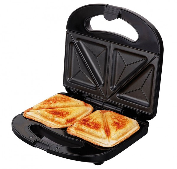 Russell Hobbs 24520 2 Portion Sandwich Toaster | Black