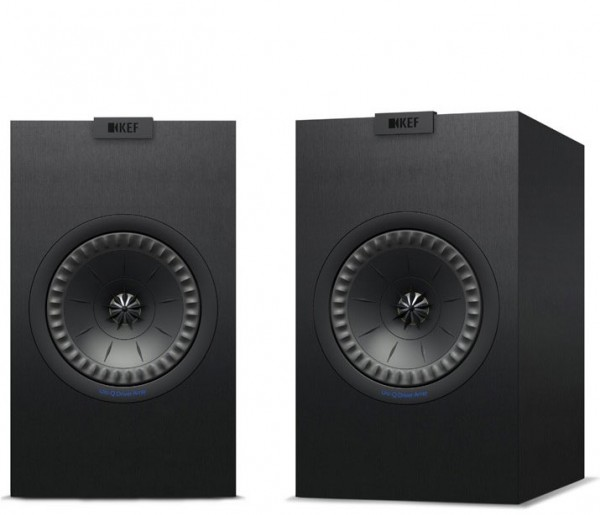 Kef Q150 Bookshelf Speakers Pair | Black