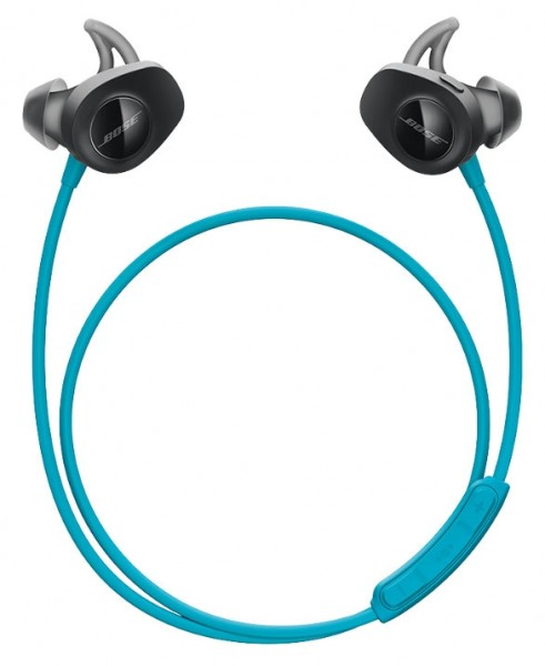 Bose SoundSport Wireless Headphones | Aqua Blue