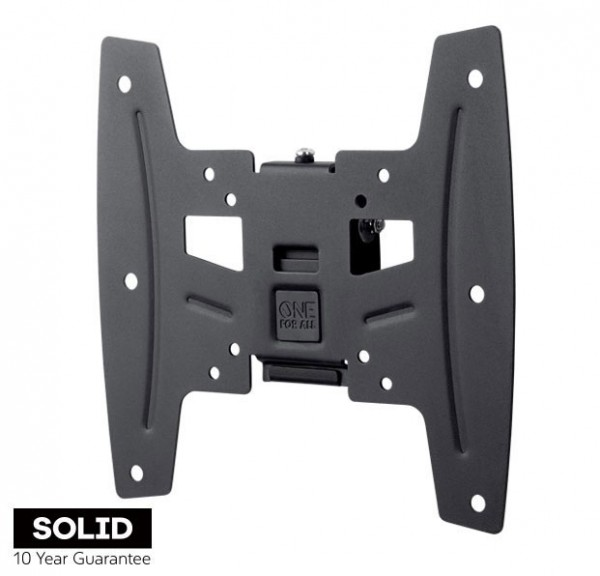 One-For-All WM4221 Solid Wall Mount TILT 19-42 Inch TV Wall Bracket