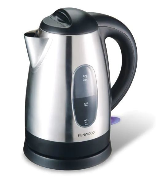 Kenwood SJM250 1.7 Litre Kettle | Stainless Steel