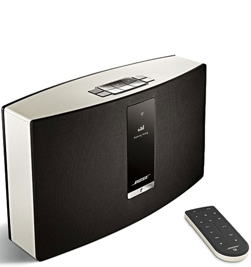 Bose SoundTouch 20 Series III Wi-Fi music system with Bluetooth | White