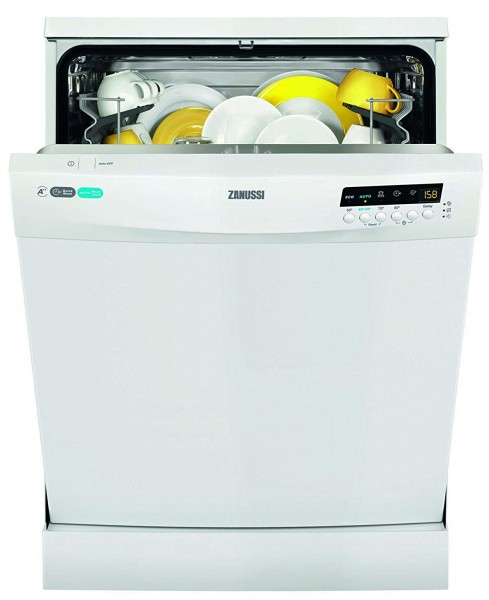 Zanussi ZDF26011WA 13 Place Settings Freestanding Dishwasher | White