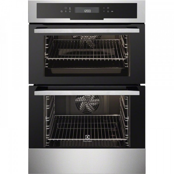 Electrolux EOD5720AAX Touch Control Multi-Function Built-In Double Oven | Stainless Steel