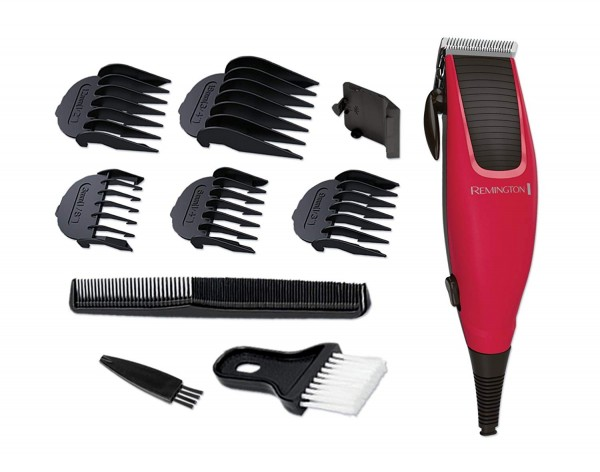 Remington HC5018 Apprentice Hair Clipper | Red