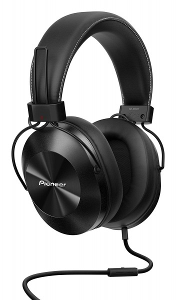 Pioneer SE-MS5TK Hi-Res Over-Ear Headphones | Black