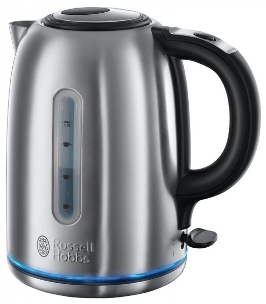 Russell Hobbs 20460 'Buckingham' Quiet Boil Kettle | Stainless Steel