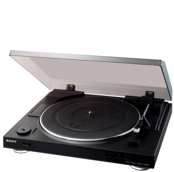 Sony PS-LX300USB Stereo Turntable with Easy Vinyl-to-MP3 Conversion