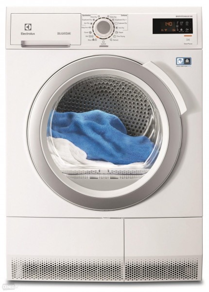 Electrolux EDH3887GDE 'A+' Energy Rated Heat Pump Condensor Dryer | White