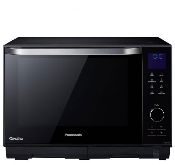 Panasonic NN-DS596BBPQ 4-in-1 Steam Combination Microwave Oven with Grill | Black