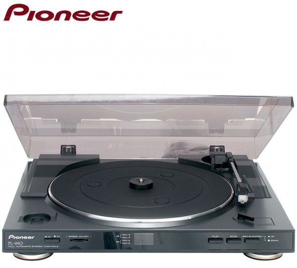 Pioneer PL-990 Full Automatic Stereo Turntable