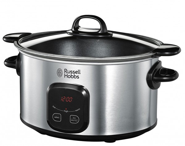 Russell Hobbs 22750 Digital Slow Cooker with Searing Pot