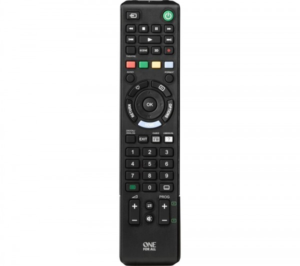One-For-All URC1912 Sony Replacement TV Remote Control