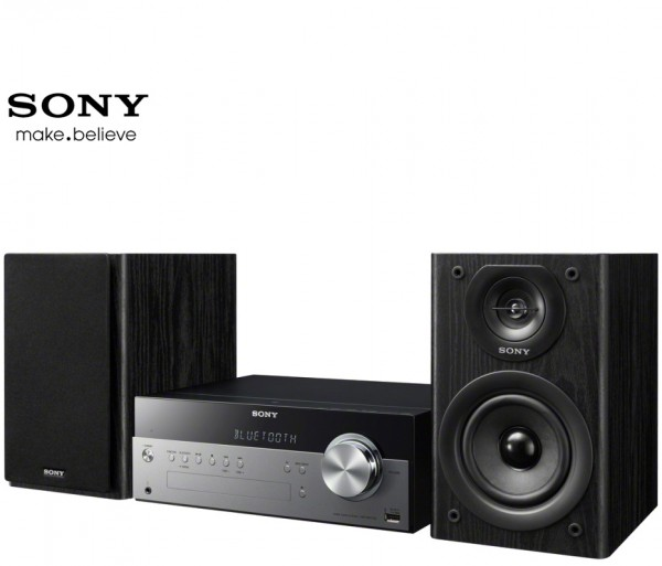 Sony CMT-SMT100B Micro System with DAB FM CD Bluetooth & NFC
