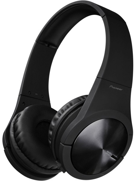 Pioneer SE-MX7K Superior Club Sound Dynamic Stereo Headphones | Black