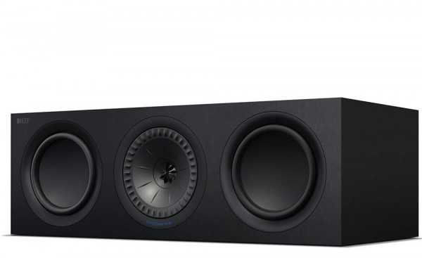 Kef Q650c Centre Channel Speaker Black