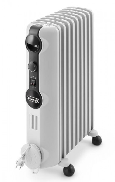 De'Longhi TRRS0920 2KW Oil Filled Radiator | White