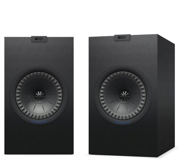 Kef Q350 Bookshelf Speakers Pair | Black