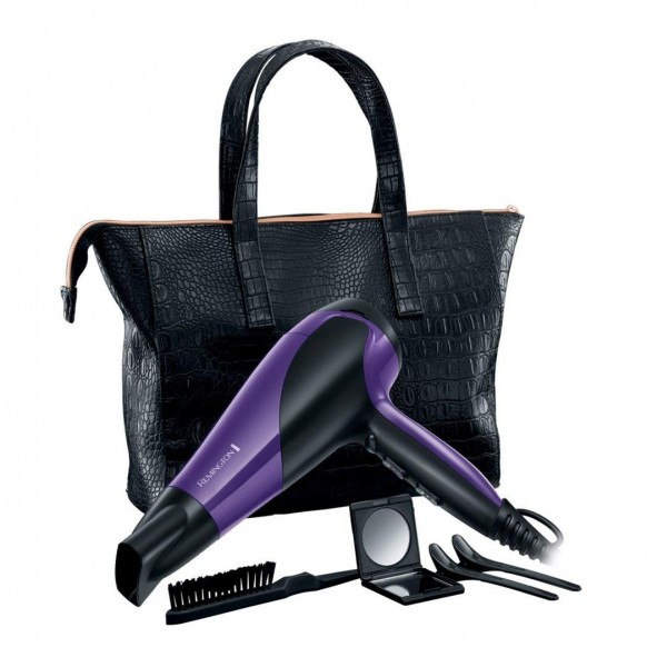 Remington D3192GP Glamorous 2200W Hair Dryer Gift Set