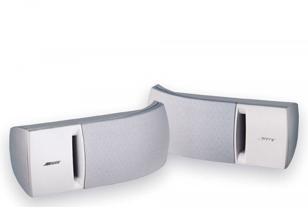 Bose 161 Speakers Pair | White