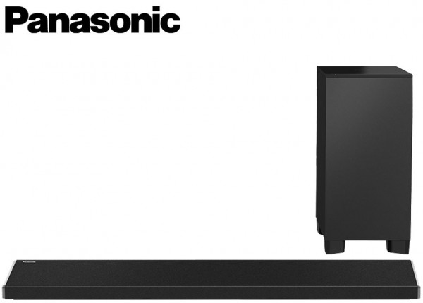 Panasonic SC-ALL70TEBK 3.1 Channel Soundbar with Wireless Suboofer & Bluetooth