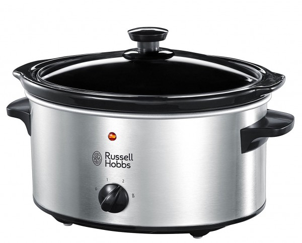 Russell Hobbs 23200 Slow Cooker | Stainless Steel