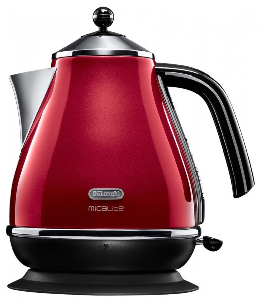 De'longhi Micalite Kettle in Red