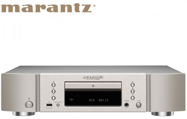 Marantz CD6006 CD Player | Silver