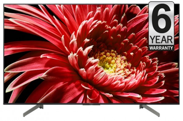 "Sony KD-55XG8505BU 55"" 4K HDR with 4K HDR Processor X1 & Acoustic Multi-Audio Android TV"