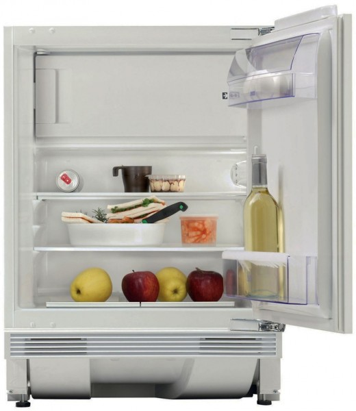 Zanussi ZQA12430DA Built-In Under Counter Fridge with Ice Compartment