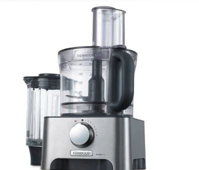 Kenwood FDM781BA MultiPro Classic Food Processor | Silver