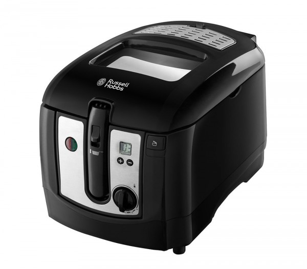 Russell Hobbs 24580 Digital Deep Fat Fryer | Black