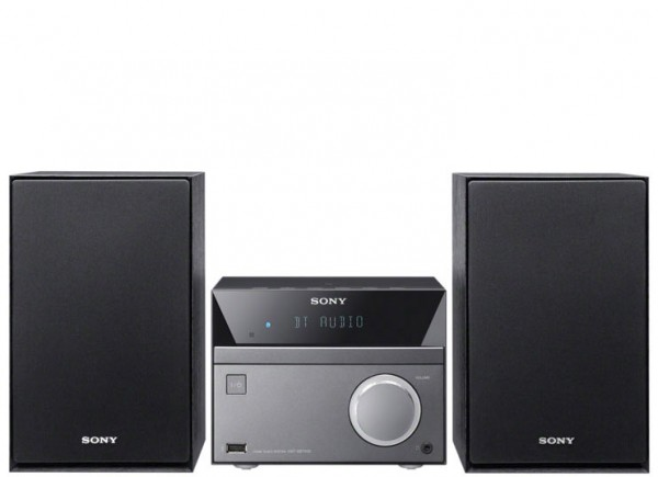 Sony CMT-SBT40D Compact 50 Watt Hi-Fi System with Bluetooth & built-in CD/DVD player