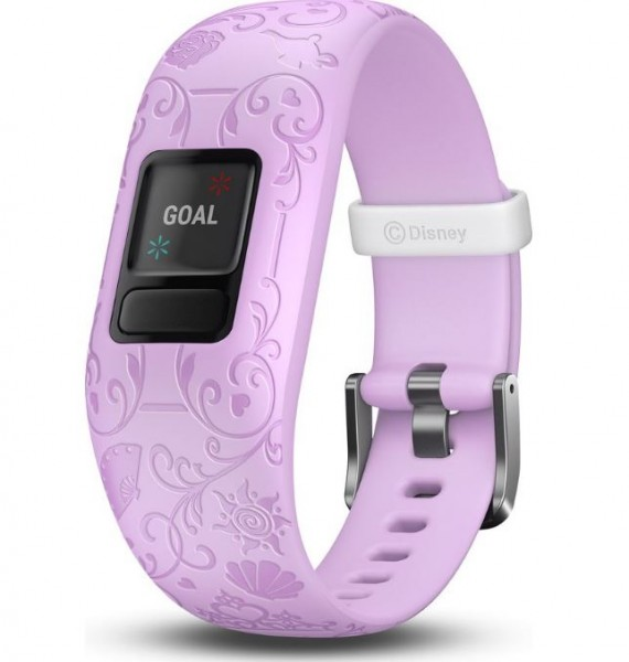 Garmin vivofit Jr 2 Disney 'Princess' Children's Fitness Tracker | Purple