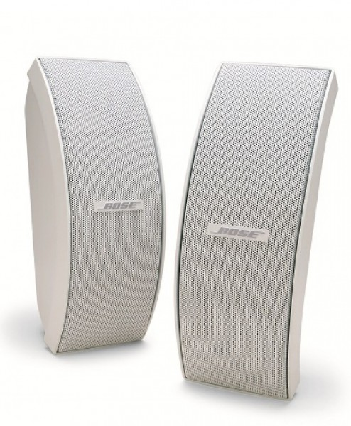 Bose 151 Environmental Speakers | White