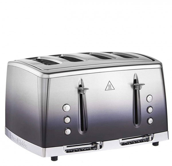 Russell Hobbs 25141 'Eclipse' 4 Slice Toaster | Midnight Blue