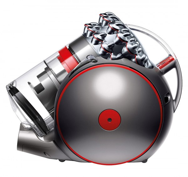 Dyson Cinetic Big Ball Animal 2 Vacuum Cleaner | Silver/Red