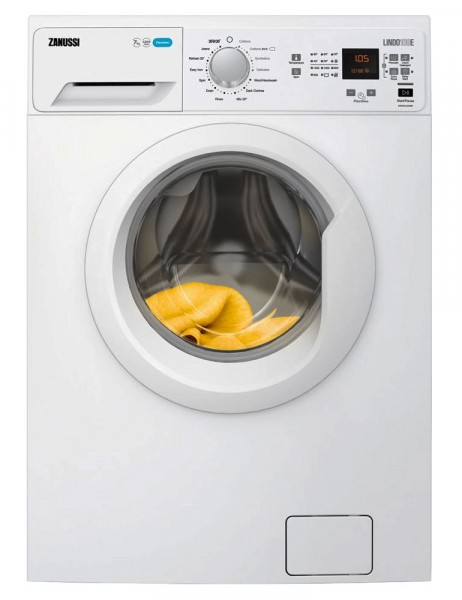 Zanussi ZWF71243WE 7kg Freestanding Washing Machine | White