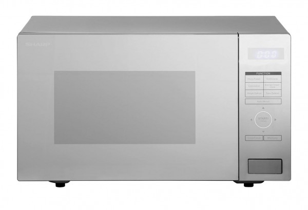 Sharp R870SLM Combination Microwave Oven | Silver