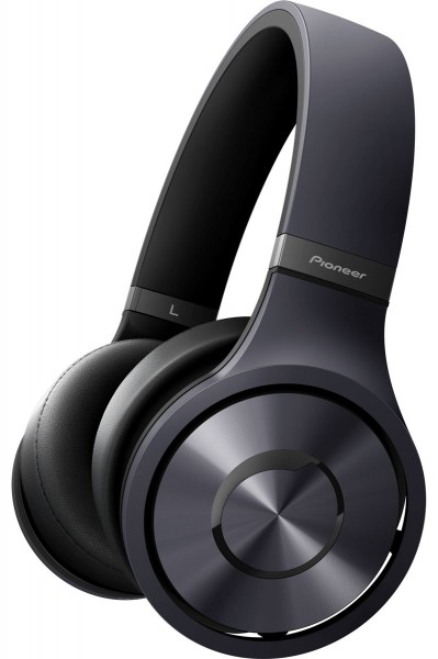Pioneer SE-MX9K Superior Club Sound Dynamic Stereo Headphones | Black